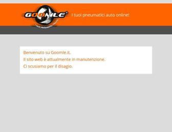 goomle.it screenshot