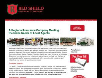 redshield.com screenshot
