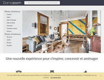 domozoom.com screenshot