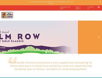 wrpioneers.org screenshot