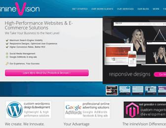 Thumbshot of Inlinevision.com