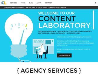 Thumbshot of Citationlabs.com