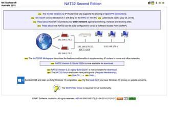 Thumbshot of Nat32.com