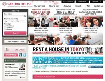 Thumbshot of Sakura-house.com
