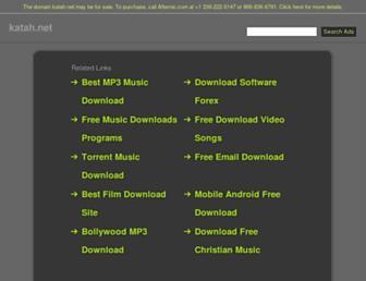 katah.net screenshot