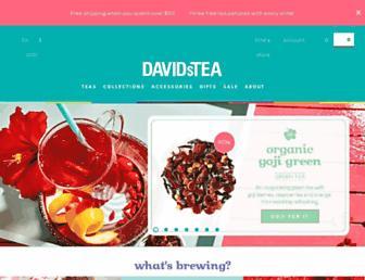 Thumbshot of Davidstea.com