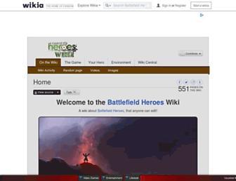 battlefieldheroes.wikia.com screenshot