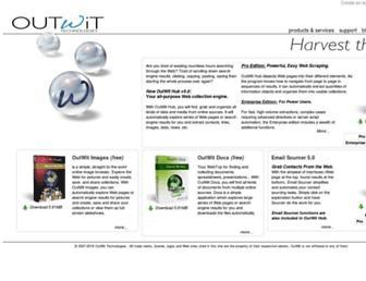 Thumbshot of Outwit.com