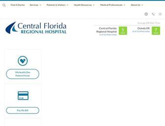 centralfloridaregional.com screenshot