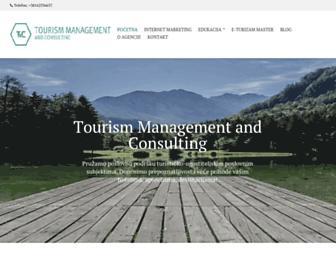konsaltinguturizmu.com screenshot