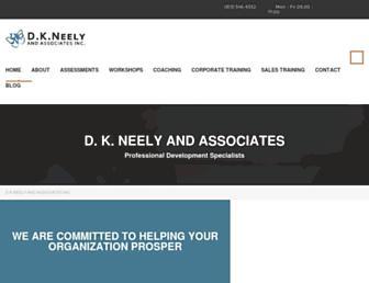 neely-training.com screenshot