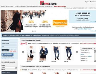 masstore.com.ar screenshot