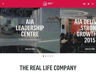 Thumbshot of Aia.com