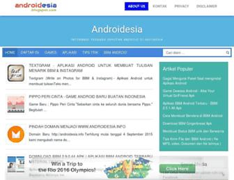 androidesia.info screenshot