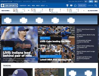 Thumbshot of Cbssports.com
