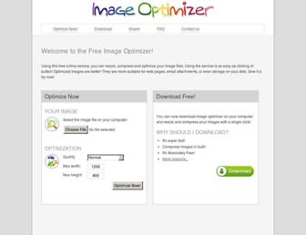 Thumbshot of Imageoptimizer.net