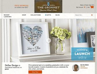 Thumbshot of Thegrommet.com