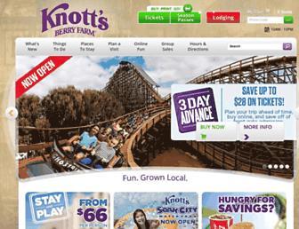 Thumbshot of Knotts.com