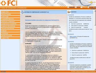 fond-fci.ro screenshot