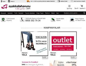 Thumbshot of Ayakkabihavuzu.com