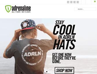 adrln.com screenshot