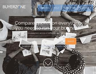 Thumbshot of Buyerzone.com
