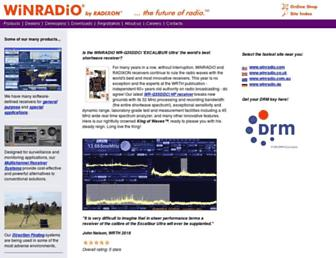 winradio.com screenshot