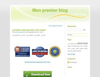 acbaldore.blog.free.fr screenshot