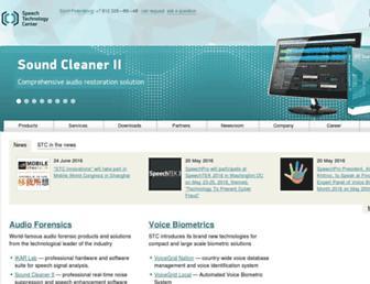 speechpro.com screenshot