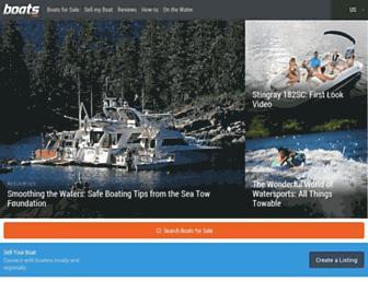 boats.com screenshot