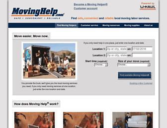 Thumbshot of Movinghelp.com
