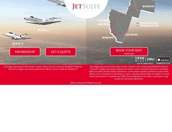 Thumbshot of Jetsuite.com