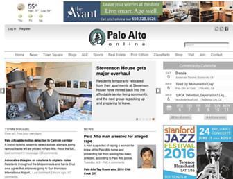 Thumbshot of Paloaltoonline.com