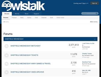 Thumbshot of Owlstalk.co.uk