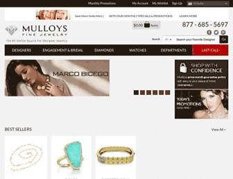 Thumbshot of Mulloysjewelry.com