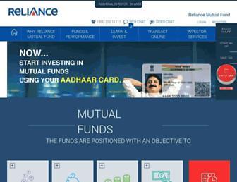 Thumbshot of Reliancemutual.com