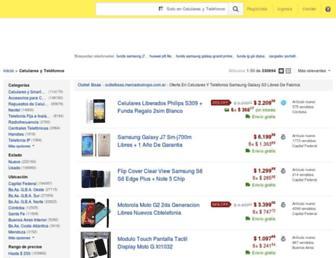 telefonia.mercadolibre.com.ar screenshot
