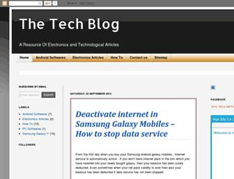 electrotech2.blogspot.com screenshot