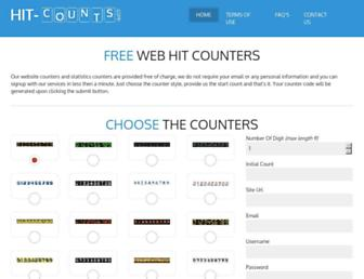 Thumbshot of Hit-counts.com