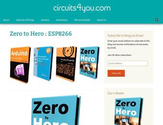 circuits4you.com screenshot