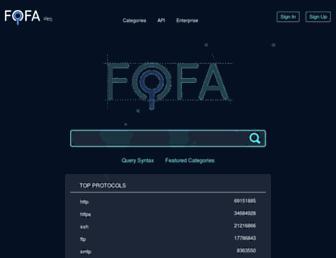 fofa.so screenshot