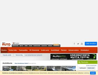 nettiauto.com screenshot