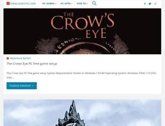 downloadoye.com screenshot