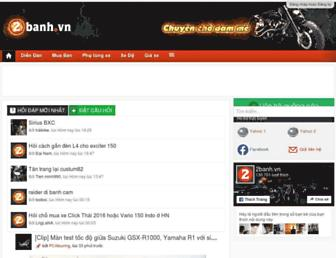 2banh.vn screenshot