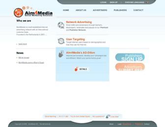 Thumbshot of Aim4media.com