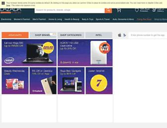 lazada.com.my screenshot