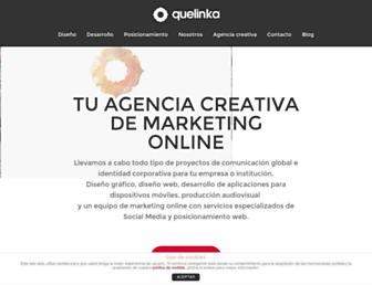 quelinka.com screenshot