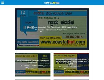 coastalhut.com screenshot