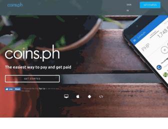 coins.ph screenshot