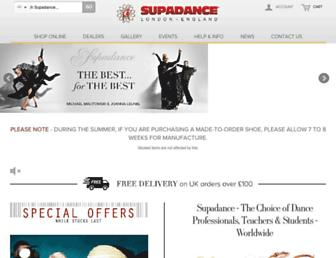 Thumbshot of Supadance.com